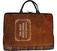 Сумка-чехол для ноутбука Энциклопедия Код:169-165792