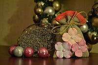 Ароматическое саше для дома Розовая лаванда Код:118-1089965