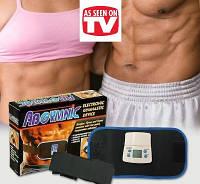 Пояс миостимулятор Ab Gymnic АБ жимник, пояс для похудения