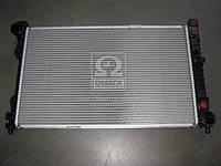 Радиатор охлаждения MERCEDES C/CLC-CLASS W203 (00-) (пр-во Nissens)