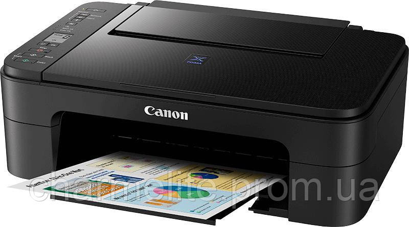МФУ А4 Canon PIXMA Ink Efficiency E3140 c Wi-Fi