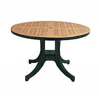 Diva (Дива) стол пластиковый круглый Д120 см зелёный