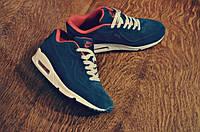Мужские кроссовки Nike Air Max 90 VT Tweed синие