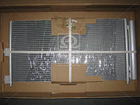 Радиатор кондиционера FIAT DOBLO (119, 223) (01-) 1.9 JTD (производство Nissens) (арт. 94727), AGHZX