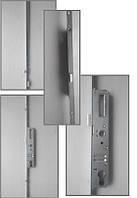 Модульный многозапорный дверной замок REZE  SR 1660-2160 с ригилем