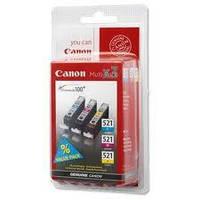 Картридж Canon CLI-521 Bundle (C,M,Y) MP540/630