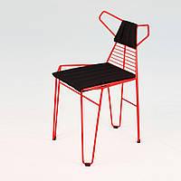 Fox (Фокс) стул металлический с подушками, фото 1