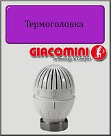 Термоголовка Giacomini М30х1,5 с жидкостным датчиком