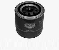 Фильтр масляный SCT SM 102 большой