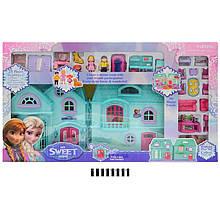 Іграшковий будиночок Холодне серце