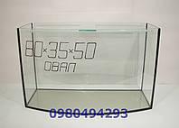 Овальный аквариум 80см-35-50 130л. Пересылка по Украине