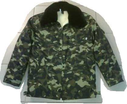 Куртка армейская зимняя