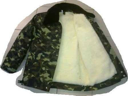Куртка армейская зимняя, фото 2