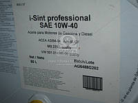 Масло моторн. ENI I-Sint professIonal 10W-40 (Бочка 60л) 103830, AHHZX