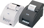 Принтер спец. dot Epson TM-U220A-057 RS-232 I/F (Dark Grey)