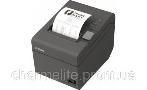 Принтер спец. Epson TM-T20II RS-232/USB I/F (Dark Grey)+PS