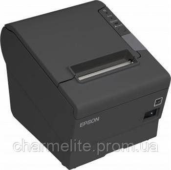 Принтер спец. thermal Epson TM-T88V USB+Ethernet I/F Incl.PC-180 (Dark Grey)