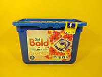 Bold - Капсулы для стирки 2n1 (Цветущий жёлтый мак) 18 шт, фото 1