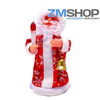 Дед Мороз с факелом