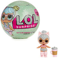 L. O. L. surprise 2 сезон.Сюрприз кукла Lol surprise сюрприз в шаре
