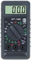 Мультиметр тестер DT182 Код:475253388
