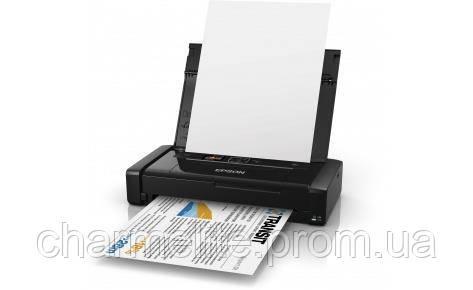 Принтер А4 Epson WorkForce WF-100W mobile c WI-FI