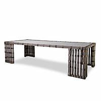 Kailash (Кайлаш) обеденный стол из ротанга