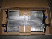 Радиатор охлаждения OPEL ASTRA H (04-) (производство Nissens) (арт. 630744), AGHZX