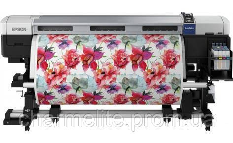 "Принтер Epson SureColor SC-F7200 (hdK) 64"""