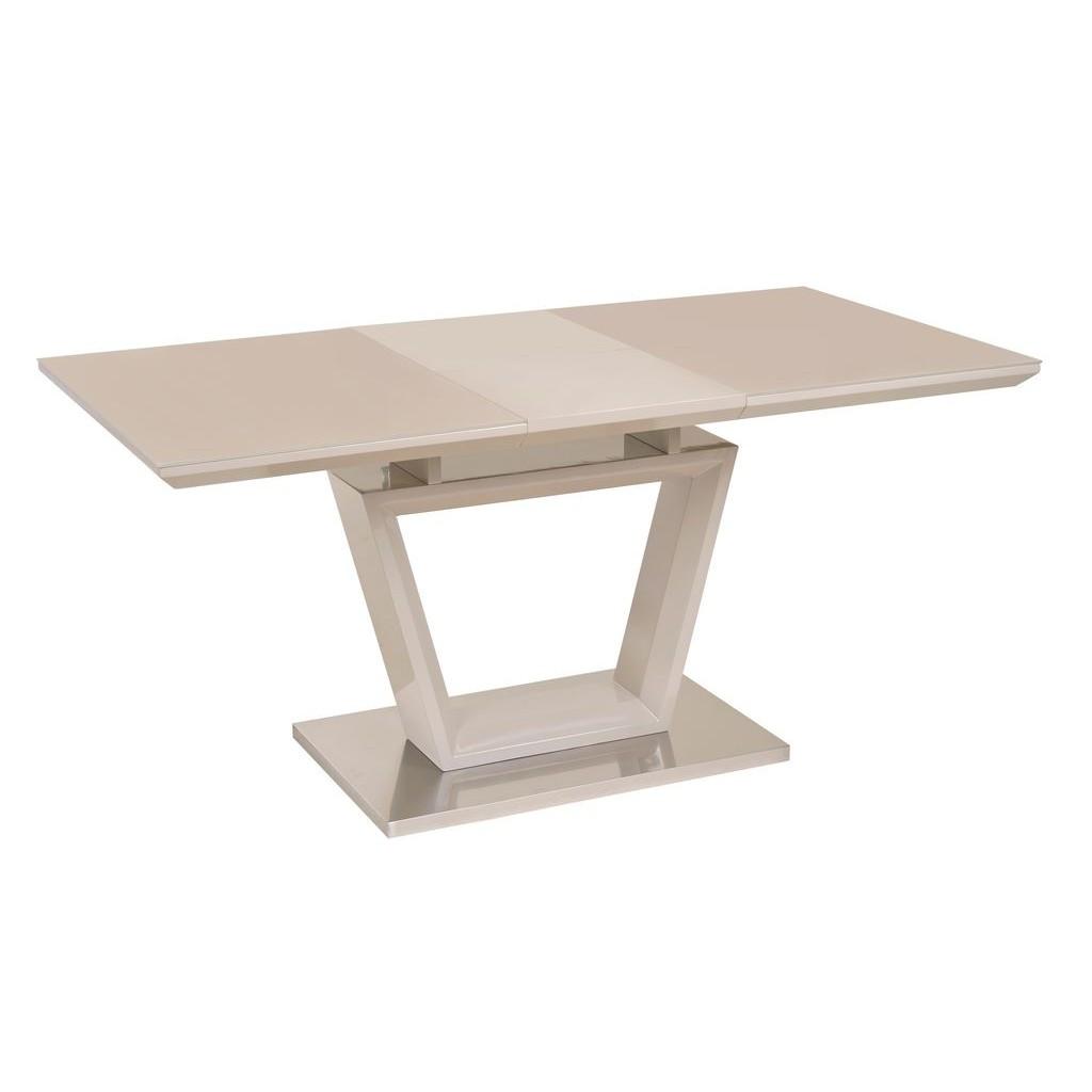 Lane S (Лэйн C) стол раскладной капучино 120-160 см
