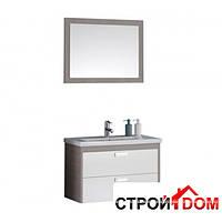 Комплект мебели для ванной комнаты Kolpa-San Sara 82 Tex Dark