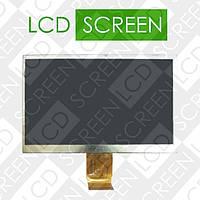 Дисплей JT070WV002A-FPC (V1.0) для планшета, 50 pin, 7 ( Сайт для заказа WWW.LCDSHOP.NET )