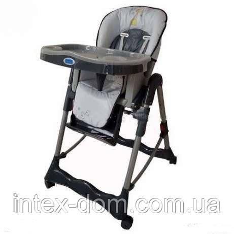 Стульчик для кормления с корзиной на колесах RT 002 L-11