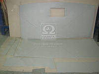 Обивка кабины КАМАЗ с низк. крышей без спального места (пр-во Россия) 5320-5000011, AGHZX