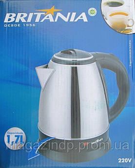 Электрический чайник Britania, 1500Вт Код:475254192