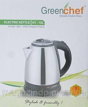 Электрический чайник Greenchef, 1500Вт Код:475254201