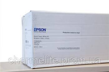 """Бумага Epson Bond Paper White (80) 42""""x50m"""