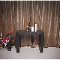 Manchester (Манчестер) обеденный стол-консоль 45-200 см венге