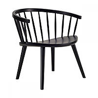 Moke Lounge (Моке Лаунж) стул деревянный чёрный