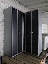 Шкафы для спецодежды  бу., купить шкафчики металлические б/у.
