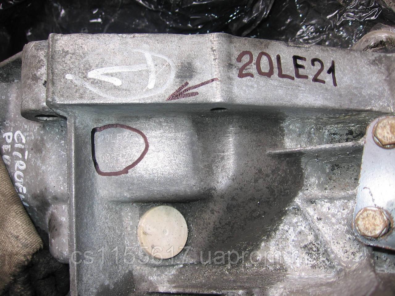 коробка передач на peugeot boxer 1.9d