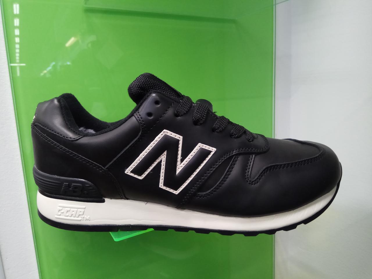 Мужские кроссовки New Balance 670 Winter черные