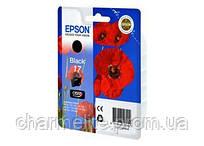 Картридж Epson 17 XP103/203/207 black (130 стр)