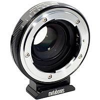Metabones Nikon G-Type F Lens to Pentax Q-Mount Camera 0.5x Speed Booster (MB_SPNFG-Q-BM1), фото 1