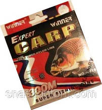 Волосінь Carp Expert Winner, 0,4 мм/18,7 кг/300м.