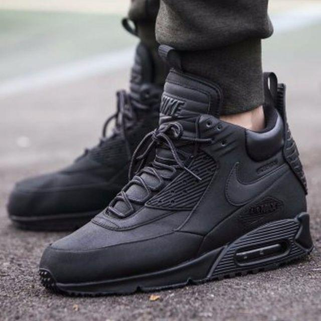 5aa63f33 Зимние кроссовки Nike Air Max 90 Sneakerboot