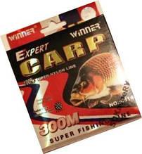 Рибальська волосінь Carp Expert Winner, 0,45/300м.