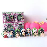 Кукла L.O.L.Sisters ( Куколки ЛОЛ маленькие сестрички) 2 сезон - копия хорошего качества, фото 1