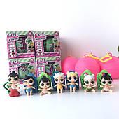 Кукла L.O.L.Sisters ( Куколки ЛОЛ маленькие сестрички) 2 сезон - копия хорошего качества