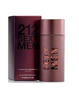 Мужская туалетная вода Carolina Herrera 212 Sexy Men (Каролина Хирерра 212 Секси Мэн)